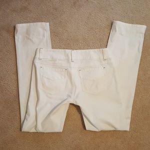 CAbi Jeans - Straight Leg White Jean